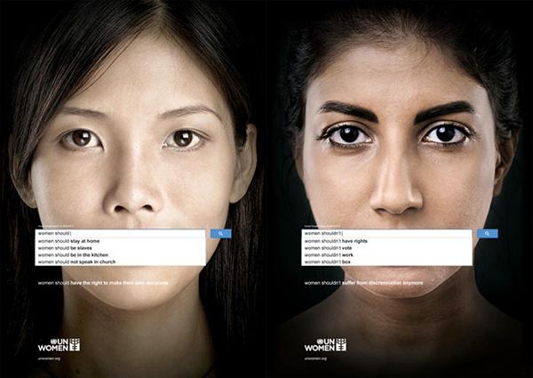 La campagna UN Women a favore dei diritti delle donne