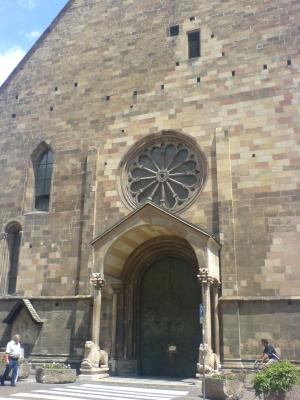 Particolare del Duomo (Bolzano)