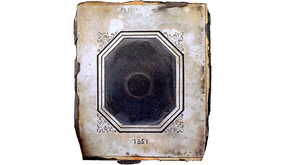 La prima foto a una eclissi della storia