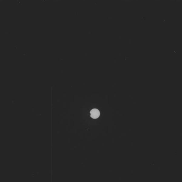 Eclissi solare marziana
