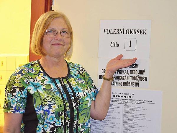 Il voto per le europee 2014 in Repubblica Ceca