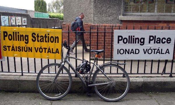 Il voto per le europee 2014 in Irlanda