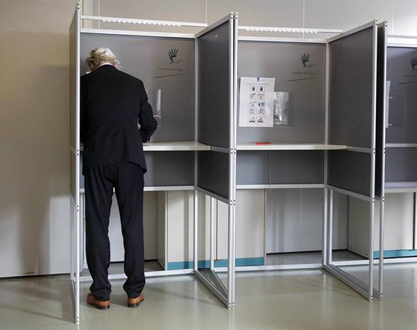 Elezioni europee 2014 nei Paesi Bassi
