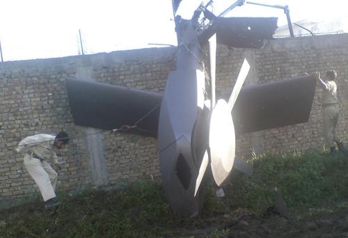 L'elicottero stealth usato nel blitz al compound Osama