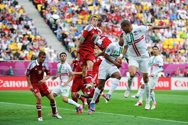Portogallo e Danimarca a Euro 2012