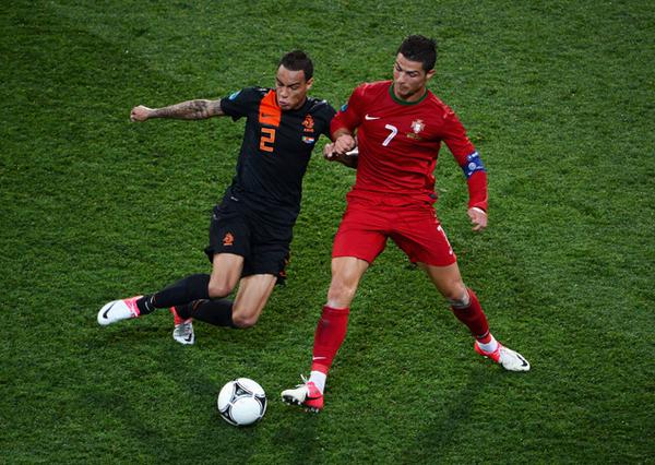 Portogallo e Olanda a Euro 2012