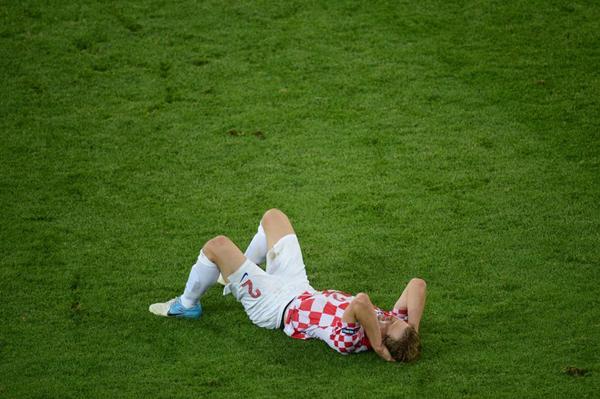 Strinic a Euro 2012