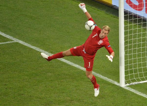 Hart a Euro 2012