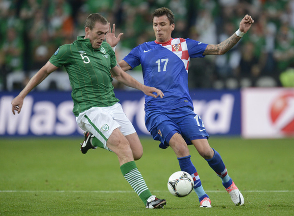 Irlanda e Croazia a Euro 2012