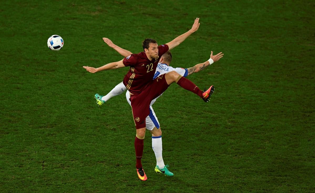 Russia e Slovacchia a Euro 2016