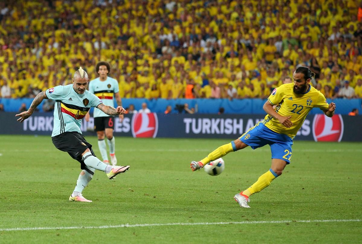 Belgio e Svezia a Euro 2016