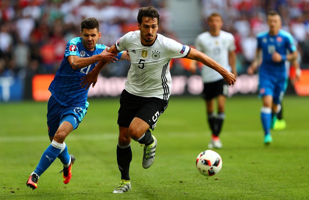 Mats Hummels a Euro 2016