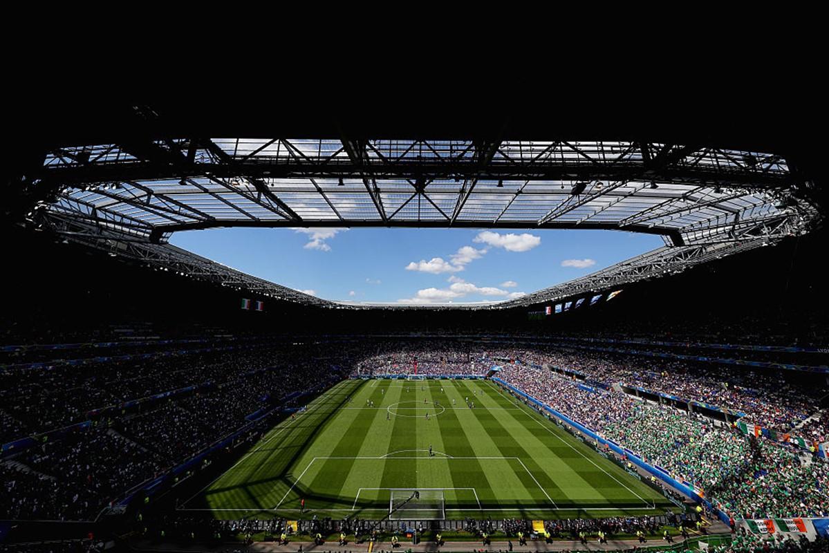 Francia-Irlanda a Euro 2016