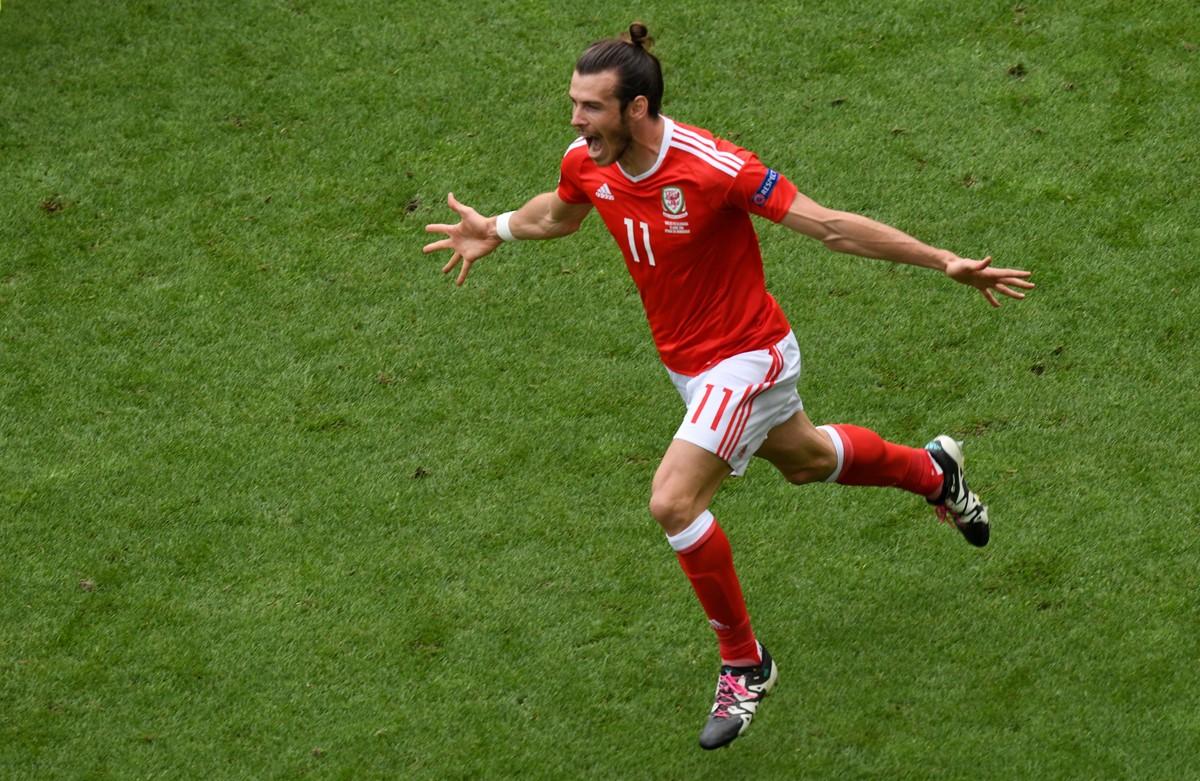 Gareth Bale a Euro 2016