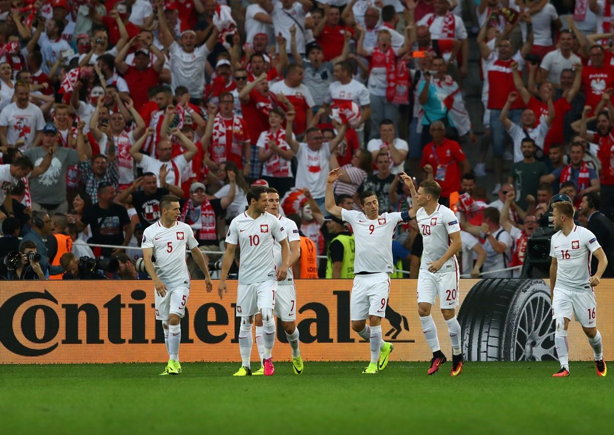Robert Lewandowski segna il gol più veloce a Euro 2016