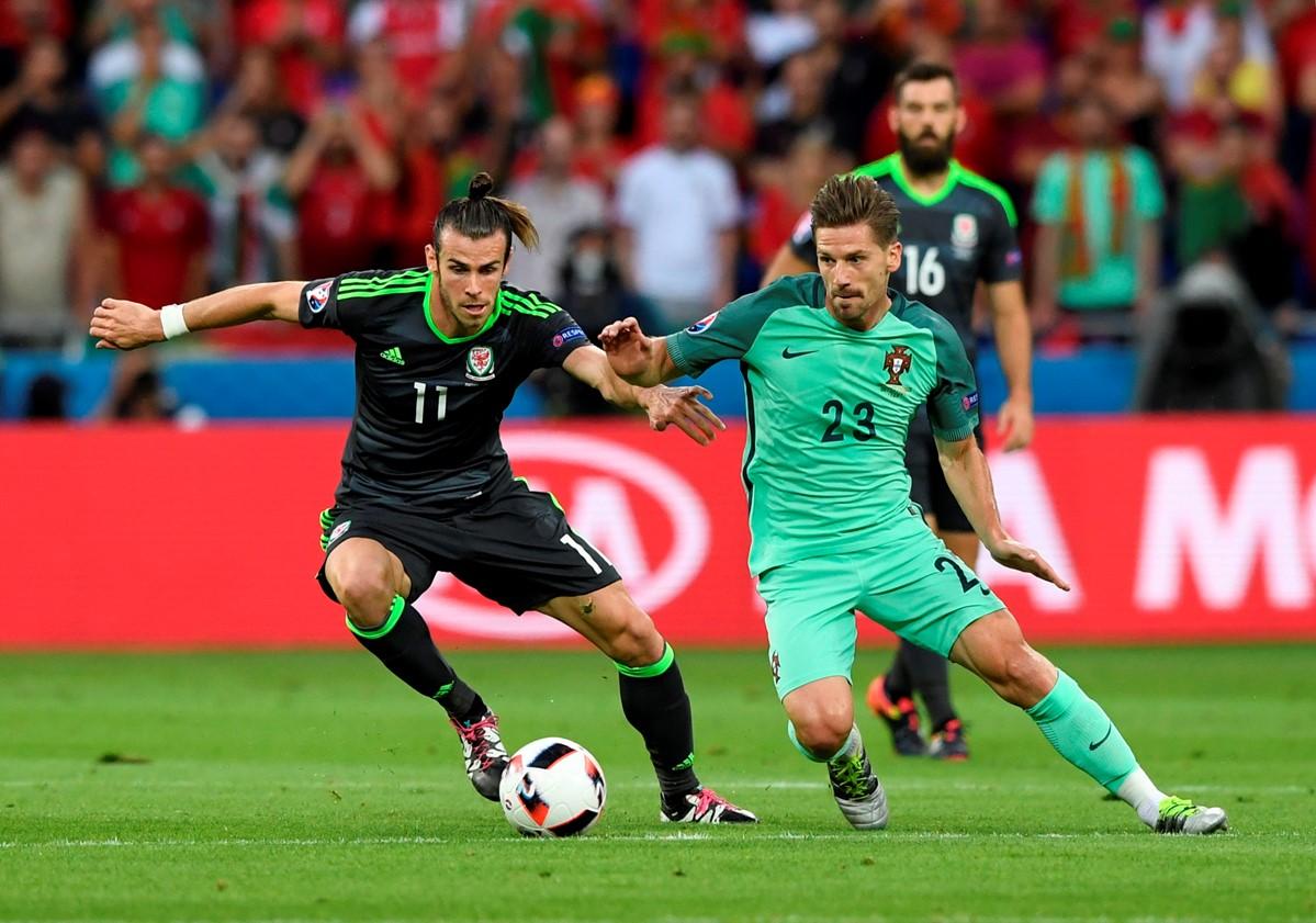 Bale e Silva a Euro 2016