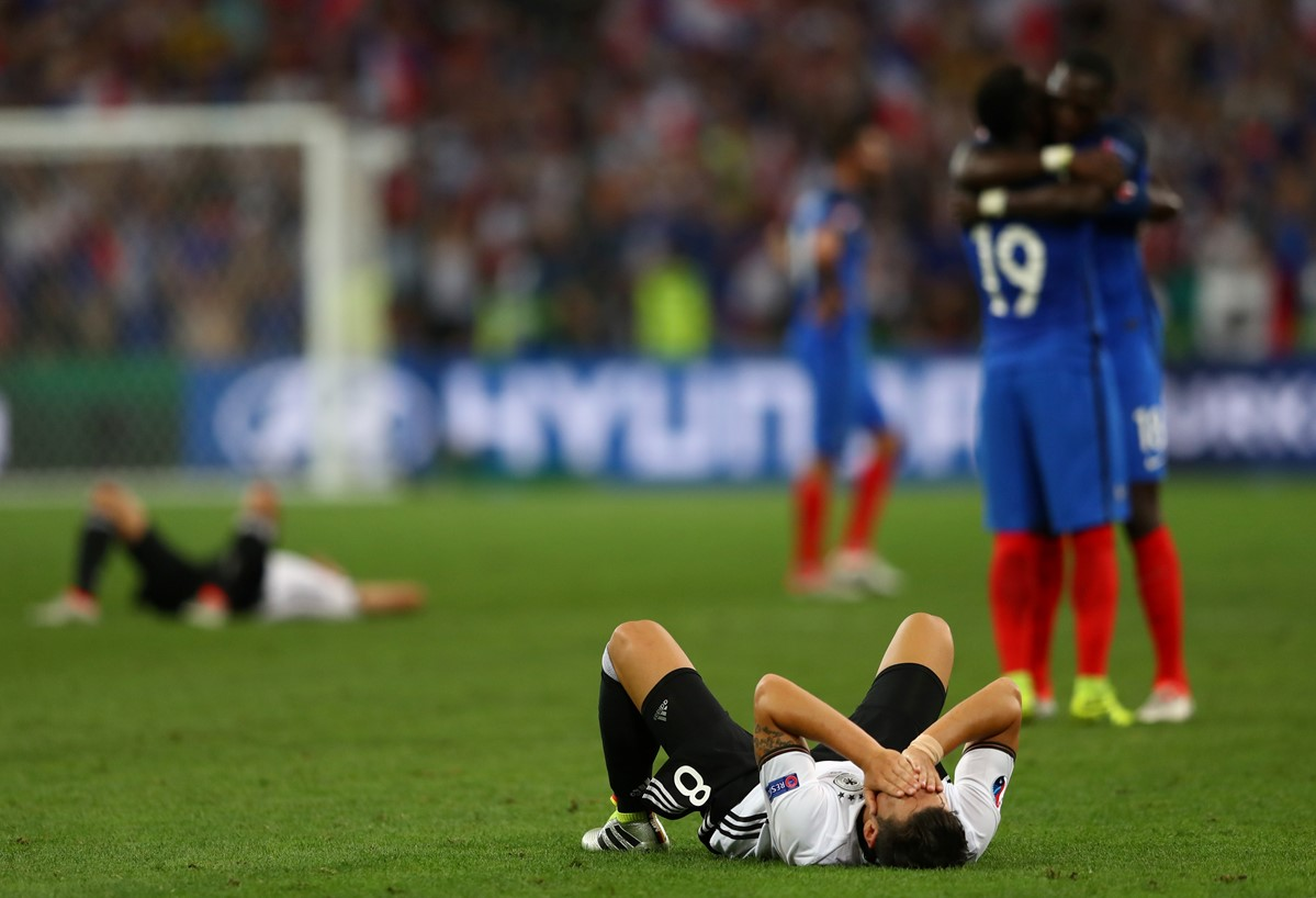 Germania e Francia a Euro 2016