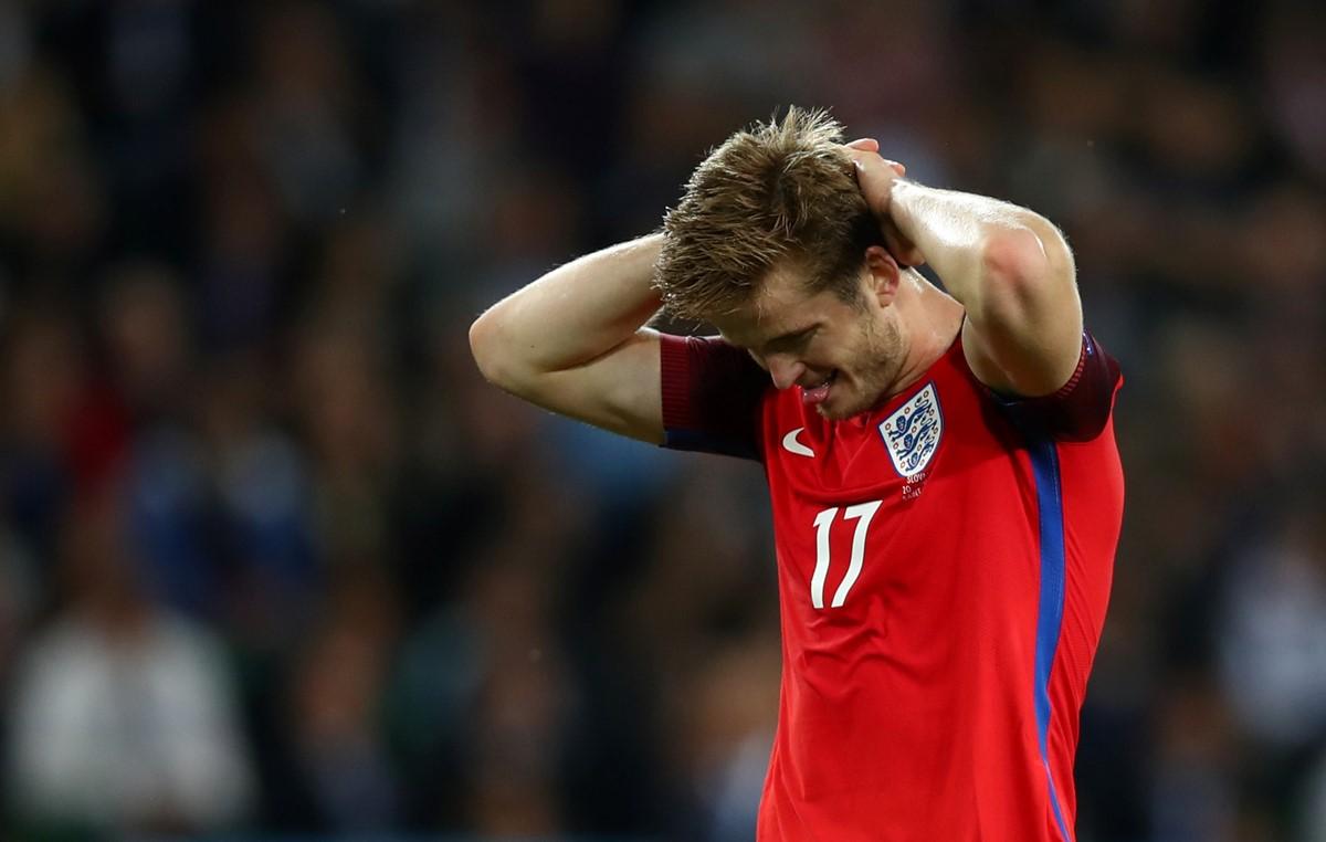 L'inghilterra a Euro 2016