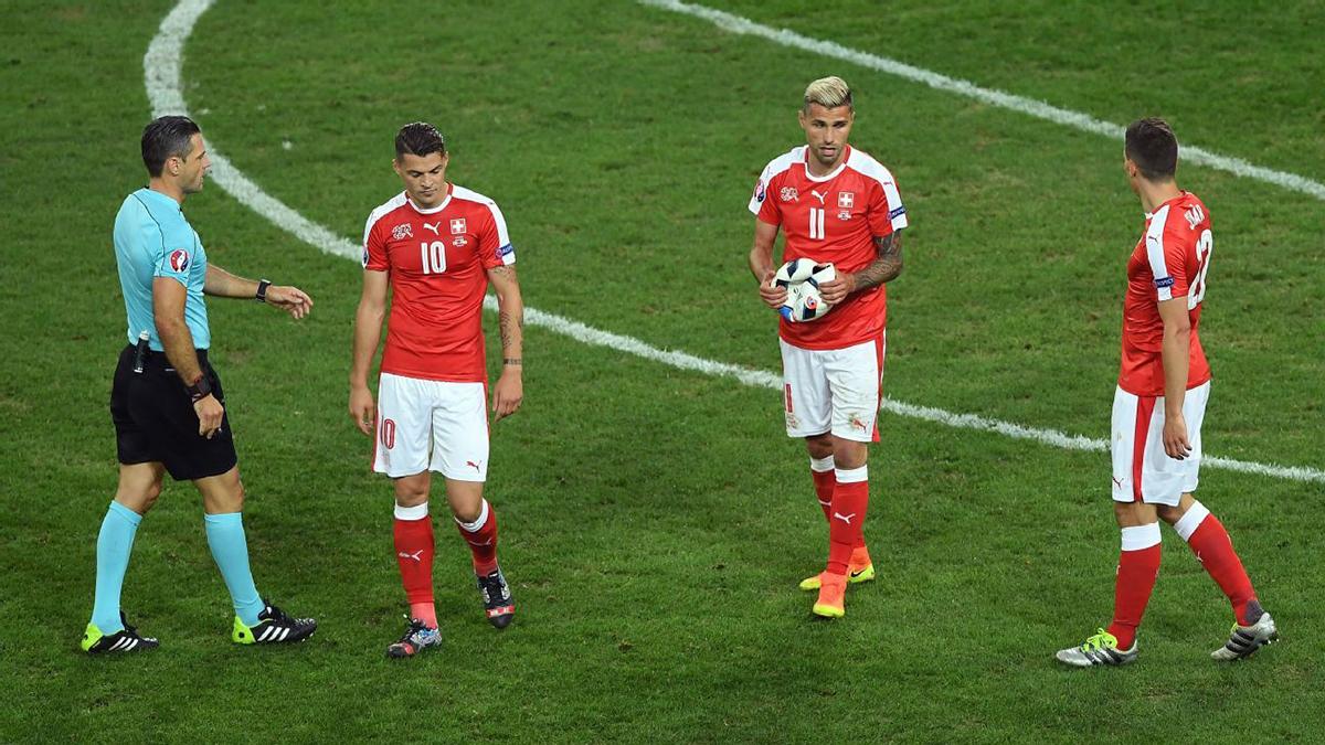 Il pallone scoppiato a Euro 2016