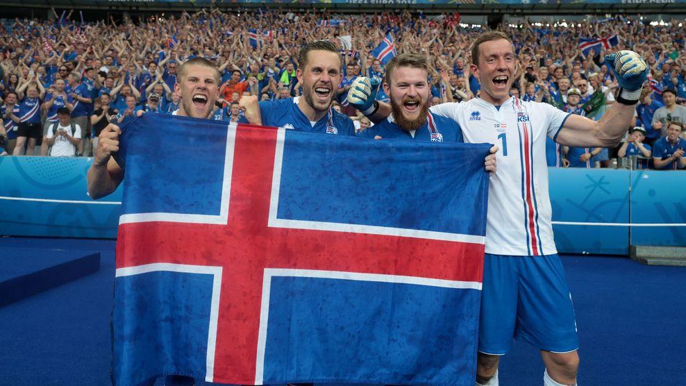 L'Islanda a Euro 2016
