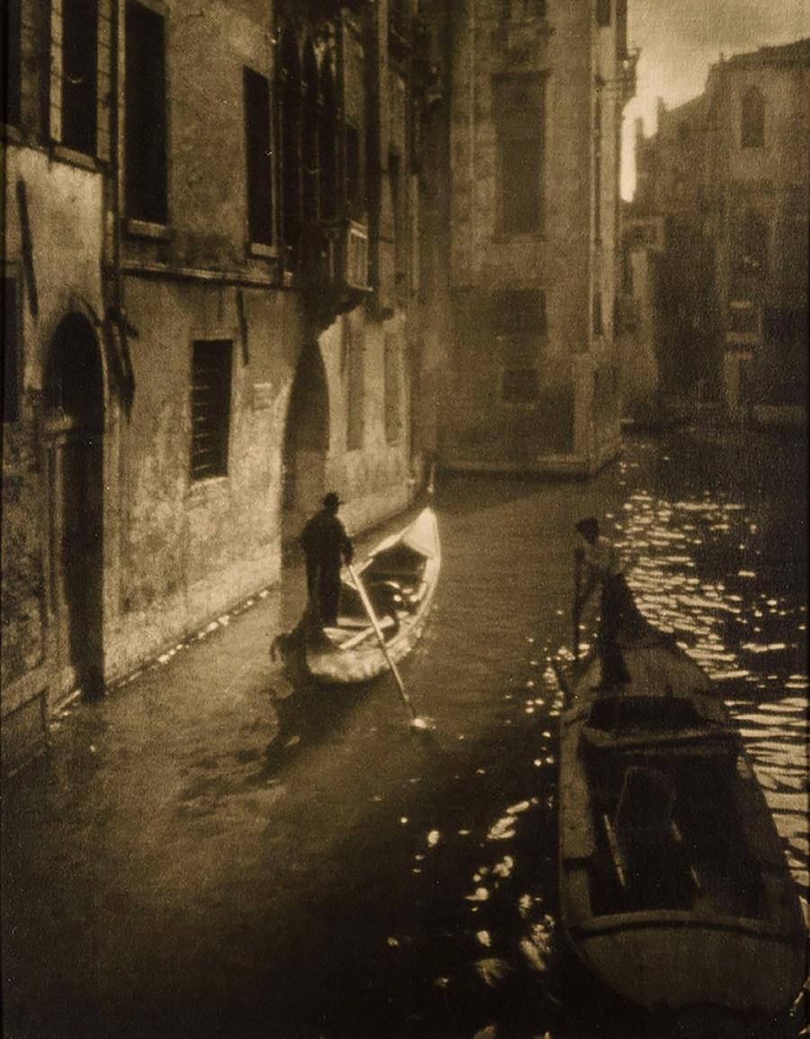 Canal Grande fotografato da Nicola Perscheid