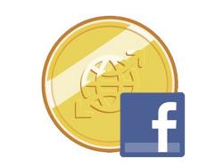 Il brevetto del logo per la moneta virtuale di Facebook