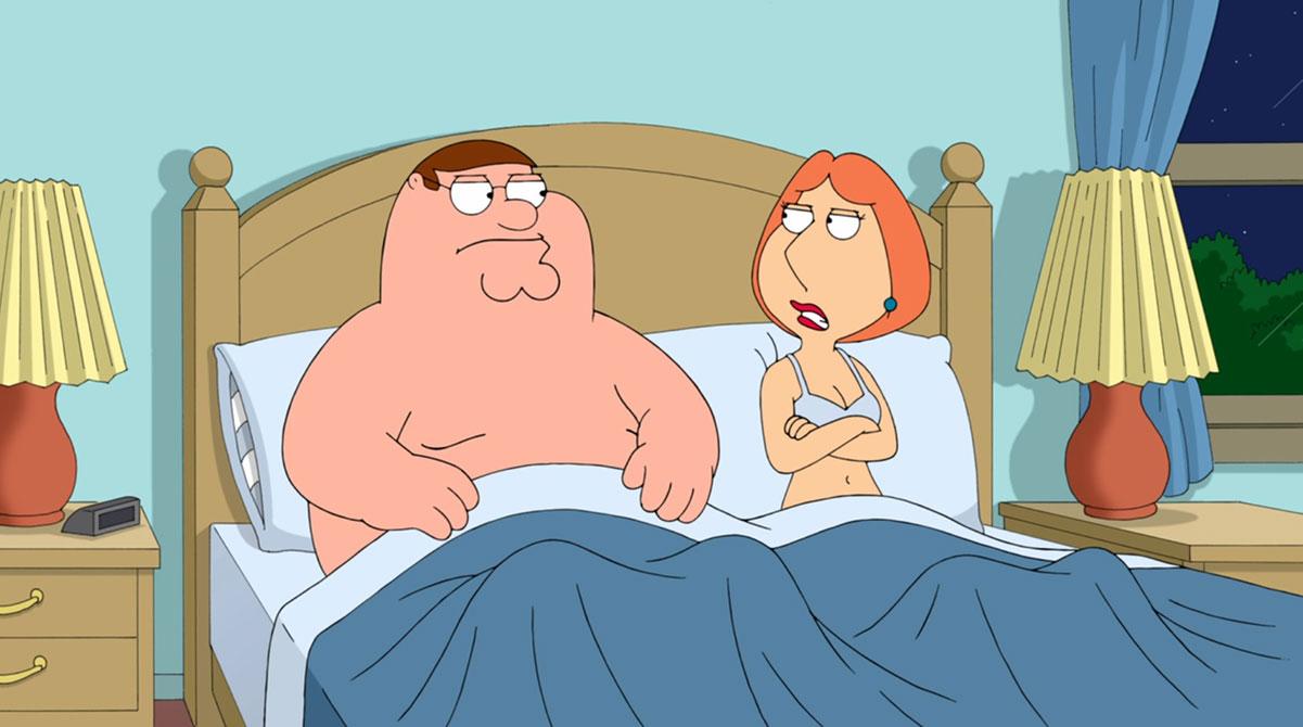 Scena tratta da Family Guy