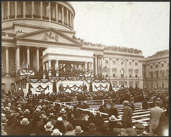L'Inauguration day di FDR