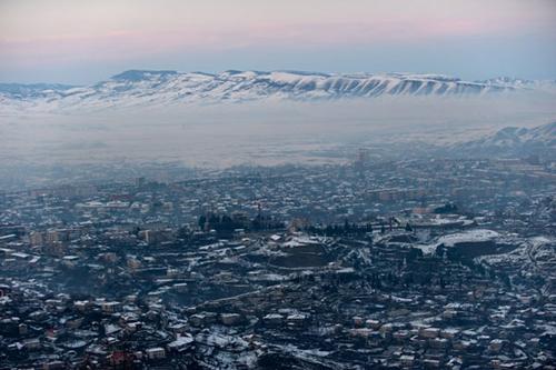Stepanakert capitale del Nagorno-Karabakh