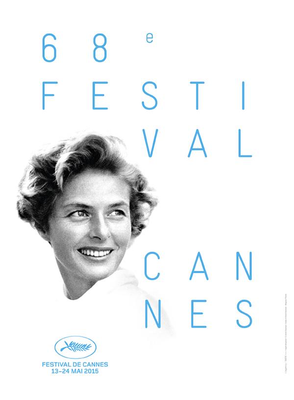 Poster del Festival de Cannes 2015