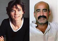 Florence Aubenas e Hussein Hanoun