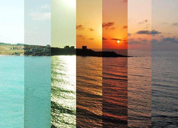 Il time lapse di Isil Karanfil