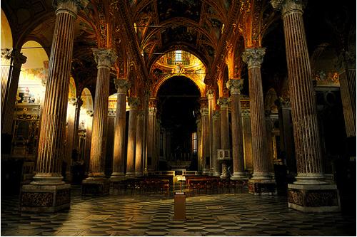 Chiesa di Santissima Annunziata del Vastato. Genova