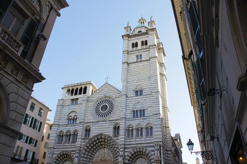Cattedrale di San Lorenzo. Genova