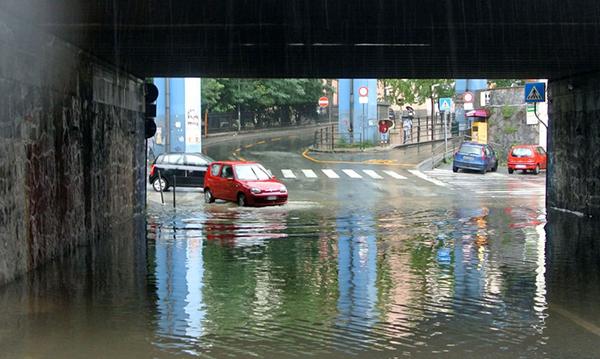 Alluvione a Genova 2014