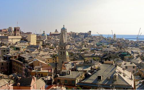 Centro storico di Genova