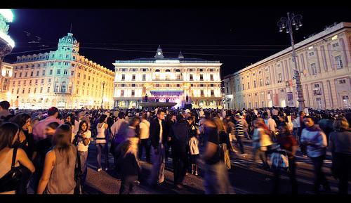 La Notte Bianca a Genova