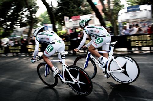 Giro d'Italia: cronoprologo Venezia Lido