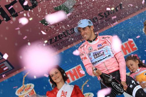 Contador in rosa