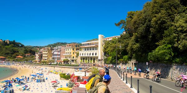 Il Giro d'Italia 2012 in Liguria