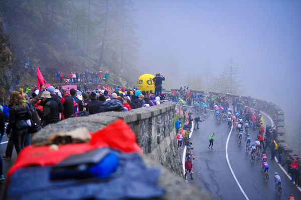 Il Giro 2012 in Valle d'Aosta
