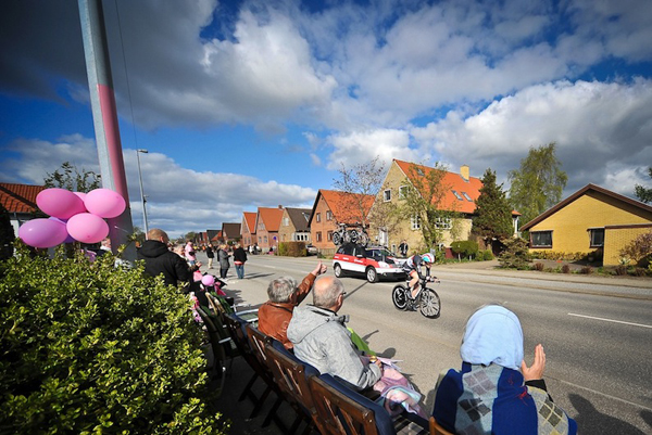 Il Giro passa in Danimarca