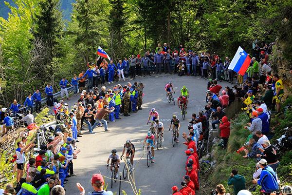 L'Altopiano del Montasio al Giro 2013