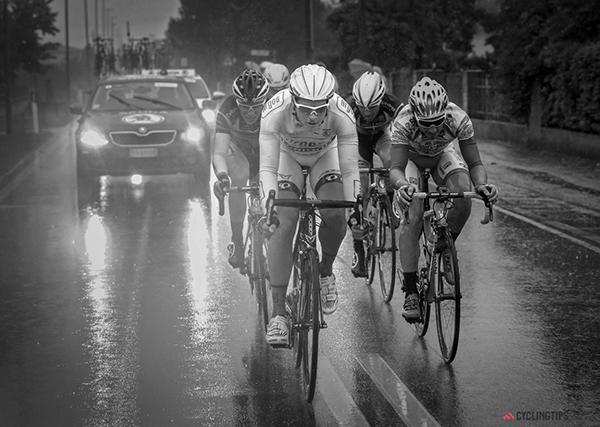 Pioggia Giro d'Italia 2013