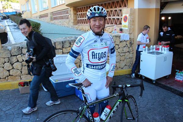 Cheng Ji al Giro 2013