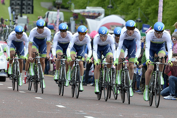 Orica-GreenEdge al Giro 2014