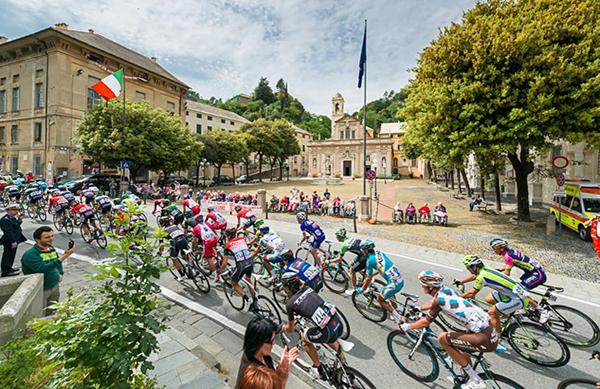 Il Giro 2014 a Savona