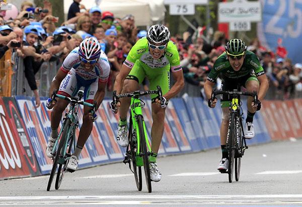 Canola al Giro 2014