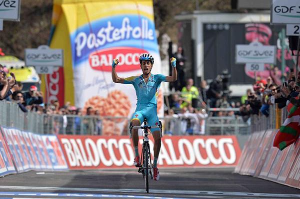 Aru al Giro 2014