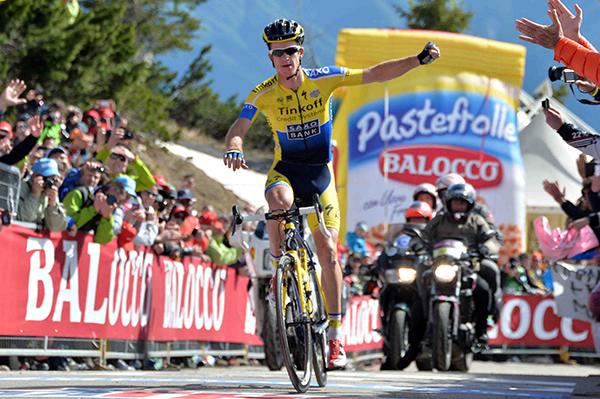 Rogers al Giro d'Italia 2014